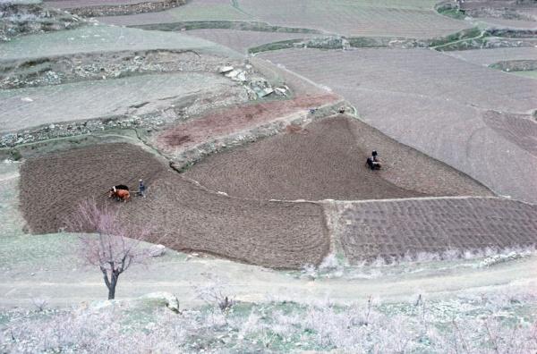 Vallee de la Hunza, Himalaya, Pakistan     /     Hunza valley, Himalaya,s Pakistan