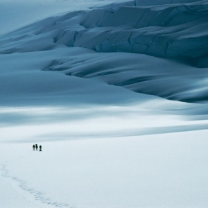 Hielo continental nord, Patagonie.     /     The Northern continental ice field, Patagonia