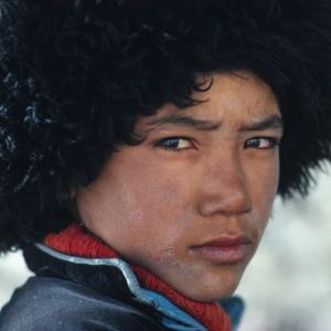 Motup, Stanzin Motup, an eleven-year old Zanskari boy
