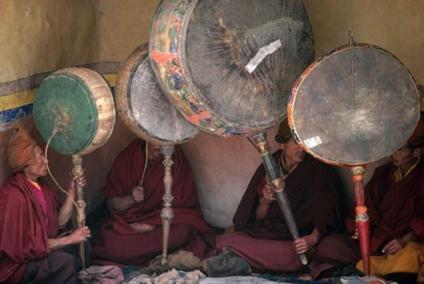 Festival du Gustor de Karcha     /     The Gustor Festival of Karcha