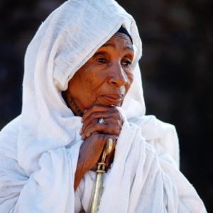 Timkat ceremony, Ethiopie