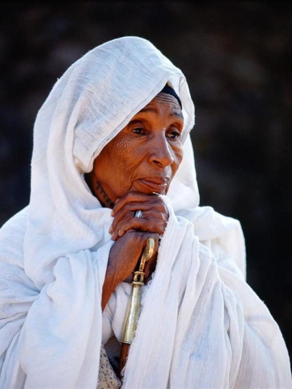 Ceremonie du Timkat, Ethiopie     /     Timkat ceremony, Ethiopie