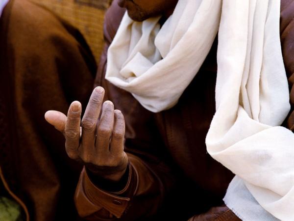 Le conteur de Ghadames, Libye