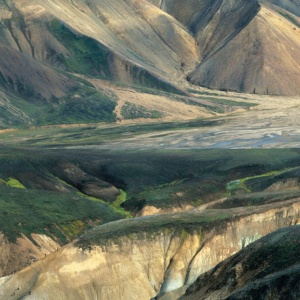 Landmannalaugar, one of the most spectacular regions of Iceland
